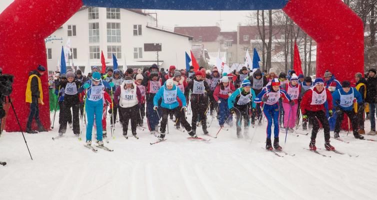 Саратовская лыжня 2020
