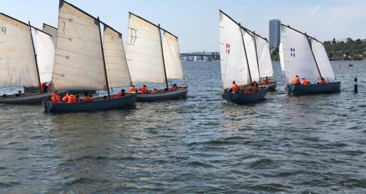 открытый Кубок города Саратова по морскому многоборью