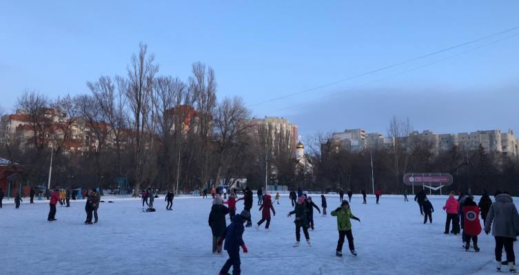 Состояние зимних объектов